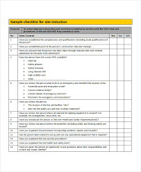 Free 54 Checklist Examples In Doc Examples