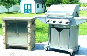 outdoor grill storage outdoor storage cabinet patio serving station party pool bar grill outdoor grill storage