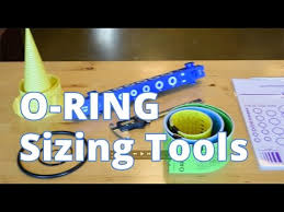O Ring Size Chart Inch How To Properly Size An O Ring Global O Ring And Seal