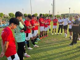 طوكيو 2020.. منتخب مصر الأولمبي يختتم تدريباته استعداداً لمواجهة أستراليا