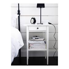 Nightstand Hemnes Nightstand White Stain Ikea