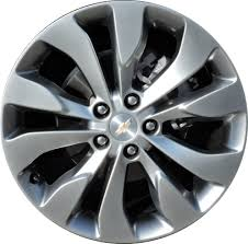 Chevy Malibu Bolt Pattern