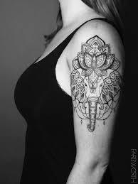 Tattoo стили и направления в тату дотворк
