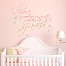 Small Picture Never Let Anyone Dull Your Sparkle by Decor Designs Decals Sparkle