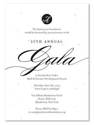 Formal Event Business Invitations Business Invitation
