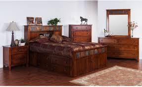 Sunny Designs Furniture Santa Fe Collection Sunny Designs Santa Fe 5 Piece King Size Bedroom Set