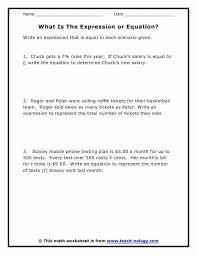 writing linear equations from word problems worksheet beautiful 51 awesome images of writing expressions from word
