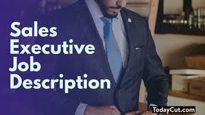 Sales Executive Job Description Sample Duties & Salary