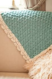 Sea Shell Afghan Crochet Pattern Magnificent Inspiration