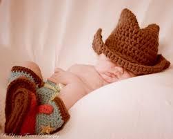Pin by Rhoda Sims on Baby fesmire | Crochet cowboy hats, Baby cowboy,  Crochet for boys