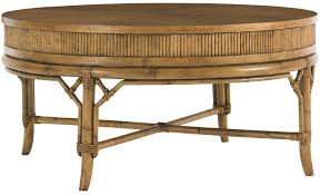 Tommy Bahama Home Beach House Oyster Cove Round Cocktail Table   Item  Number: 540  Gallery