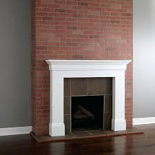 brick fireplace photo of painting a brick fireplace wonderful brick fireplaces painted brick fireplace makeover with