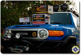 Toyota FJ Cruiser oil change instructions and video | Overland ...