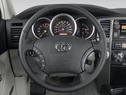 Image: 2008 Toyota 4Runner 4WD 4-door V6 Sport (Natl) Steering ...