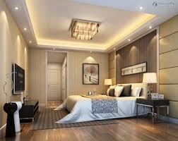 Master Bedroom Ceiling Modern Master Bedroom Design Ideas With Luxury Lamps White Bed