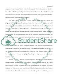 sample character analysis character analysis essay sample character analysis sample essay