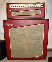 epiphone triggerman 100 dsp head and cab