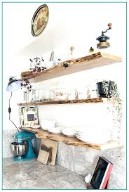 Raw Wood Floating Shelves Enchanting Raw Wood Shelves Off White Floating Shelves Raw Edge Wood Floating