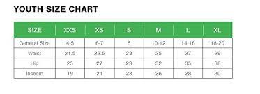 C9 Champion Snow Pants Size Chart