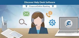 Best Help Desk Software Reviews Comparisons 2019 List Of