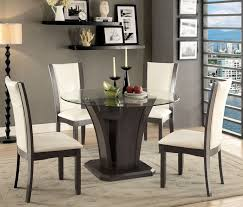 contemporary glass top dining table sets. glass top dining table set contemporary sets