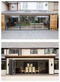 bi fold doors or sliding doors the