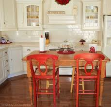 Turn Your Kitchen Table Into A Farmhouse Island Exquisitely
