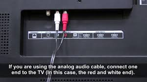 how to set up your vizio sound bar models