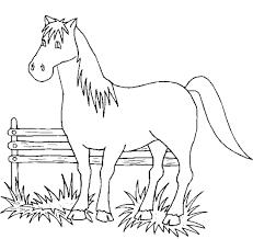 Cavalli Immagine Da Colorare N 20232 Cartoni Da Colorare