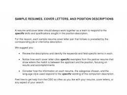 Download Generic Cover Letter For Resume Haadyaooverbayresort Com