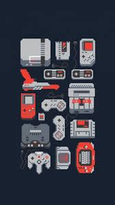 cool gaming wallpapers retro