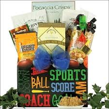 father s day sports snack gift basket