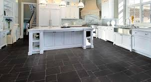 Tiled Kitchen Floors Gallery Slate Floor Tiles Kitchen Southampton Slate Tiled Floor After
