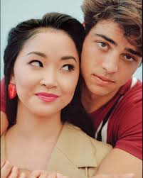 To all the boys i've loved before. New Lana Condor And Noah Centineo Shoot For Netflix Noah Centineo Network