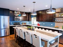 Kitchen Countertops Without Backsplash Kitchen Counter Backsplashes Pictures Ideas From Hgtv Hgtv