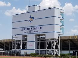 Mcneese Football Seating Chart Cowboy Stadium Wikipedia