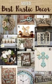 diy crafts ideas best rustic decor