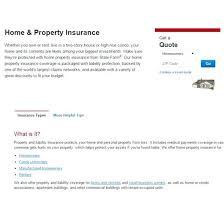Amica Insurance Quote Impressive Elegant Home Insurance Quote State Farm Renters Prepossessing And