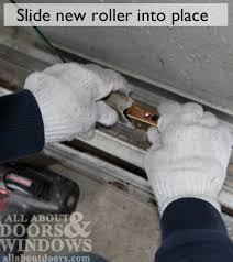 to replace rollers in aluminum sliding glass doors for how change patio door idea 8