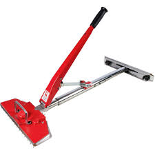 carpet stretcher. roberts power lok carpet stretcher with 17 locking positions and 18 in l block wheels