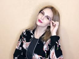 <b>Fashionable Ultralight Rimless Reading</b> Glasses Women Men Clear ...