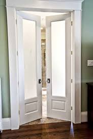 Love these doors to open to master bathroom!!! New Craftsman Home Photo  Shoot