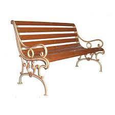 cast iron bench in ahmedabad gujarat