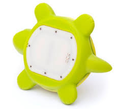 Ozeri Turtlemeter The Baby Bath Floating Turtle Toy and Bath Tub ...