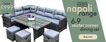 quality uk rattan garden furniture on