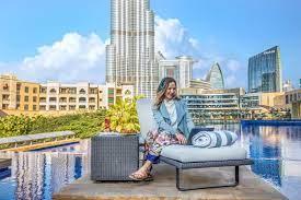 Arbeiten Sie aus der Ferne in Dubai