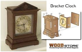 plans time honored bracket clock