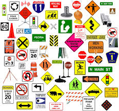Mutcd Sign Chart Free Traffic Signs Download Free Clip Art Free Clip Art On