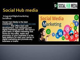 Best Leading Social Media Marketing Company   Social Hub Media  authorSTREAM