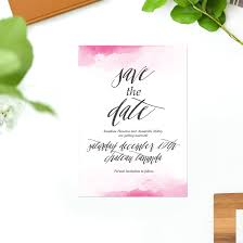 pink watercolour wedding invitations sail and swan Calligraphy Wedding Invitations Australia pink watercolour wedding invitations calligraphy wedding invites australia perth sydney melbourne brisbane adelaide sail and swan Wedding Calligraphy Envelopes
